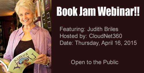Book Jam Webinar featuring Judith Briles Book Publishing Expert